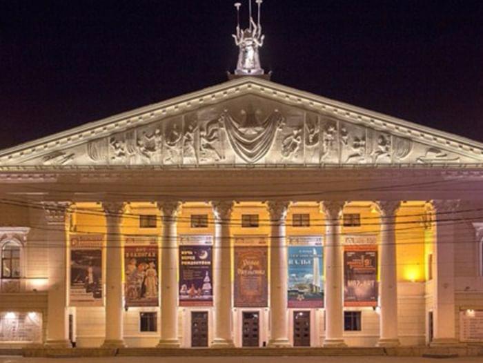 Всемирный день театра в городах России