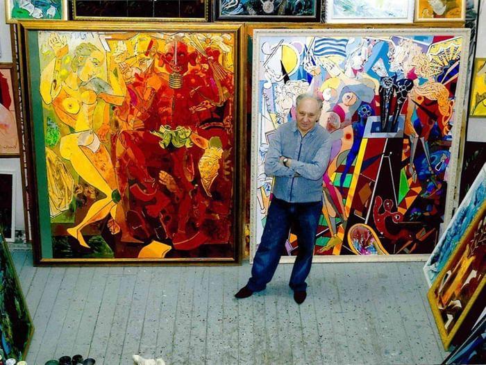 Выставка «Станислав Федоров. Графика»