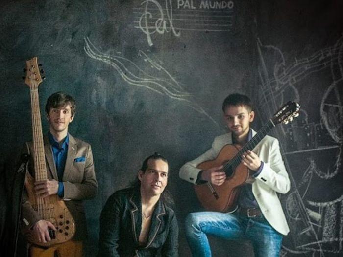 Концерт трио Pal Mundo