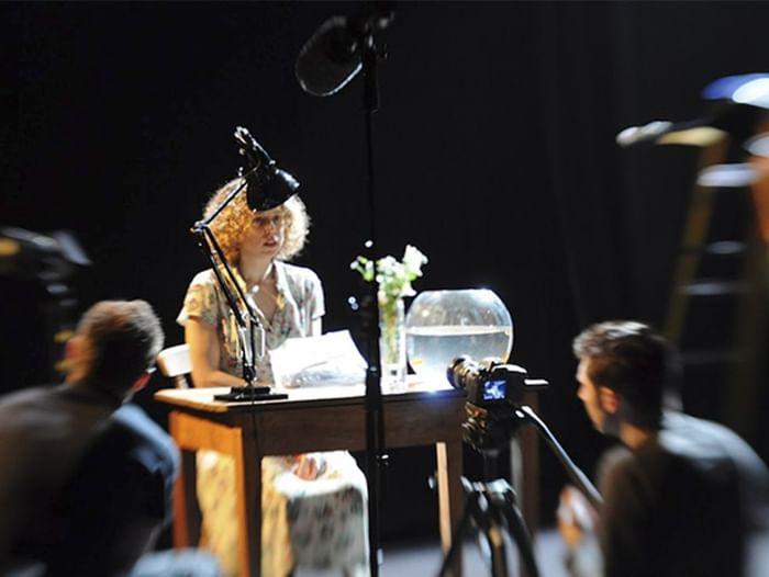 Ночь театров «Выставка Кэти Митчелл»
