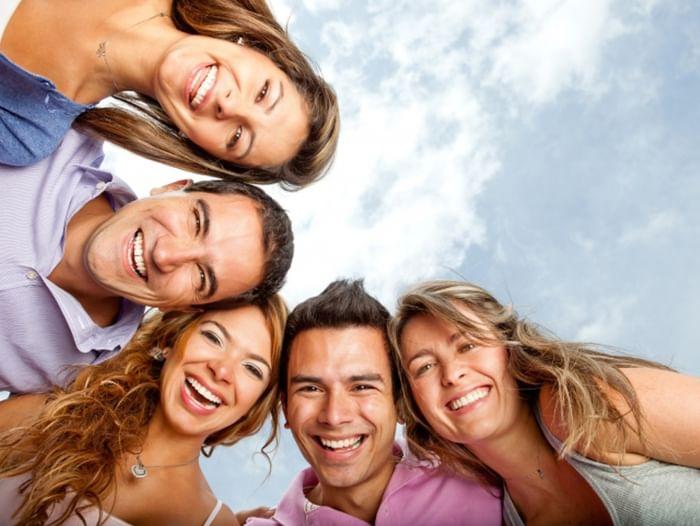 Развлекательная программа «Смех – дело серьезное»