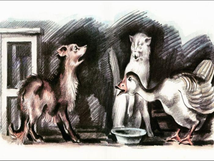 Выставка «Мастер книжной иллюстрации: Борис Алимов»