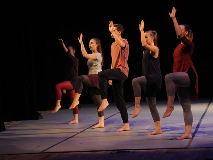 Вечер современной хореографии