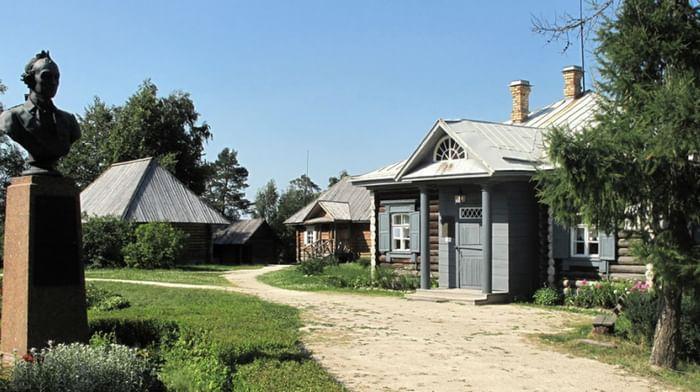 Музей-усадьба А. В.Суворова