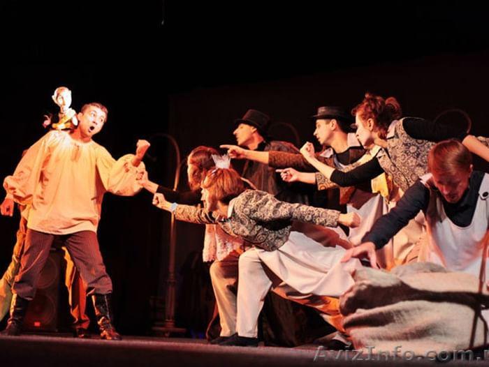 Конкурс «Театральная весна»