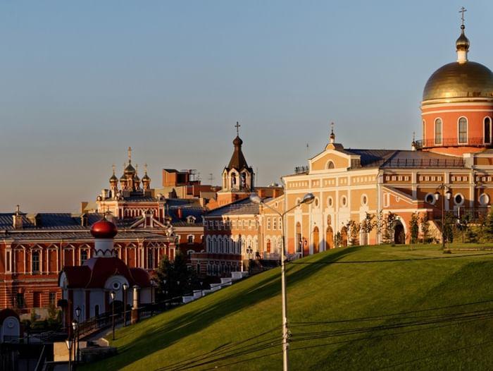 Выставка «Самарские православные храмы в XIX и XXI веках»