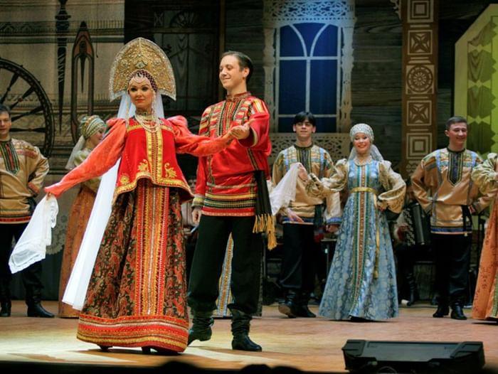 Концерт «Народные гуляния от Клязьмы до Кубани»