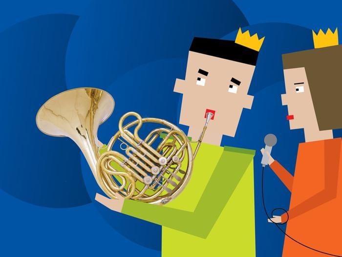 Концерт «Принцы и принцессы джаза»