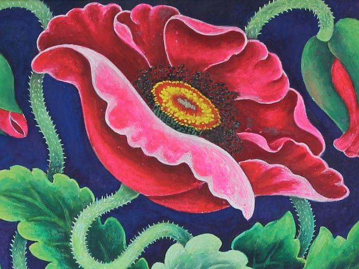 Выставка «Цветов несказанная нежность»