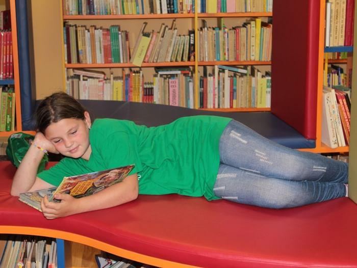 Неделя детской и юношеской книги в Сланцевской библиотеке