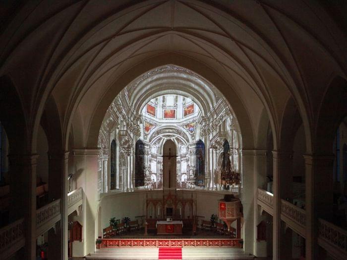 Концерт «Похищение Европы. Два органа и восемь саксофонов»