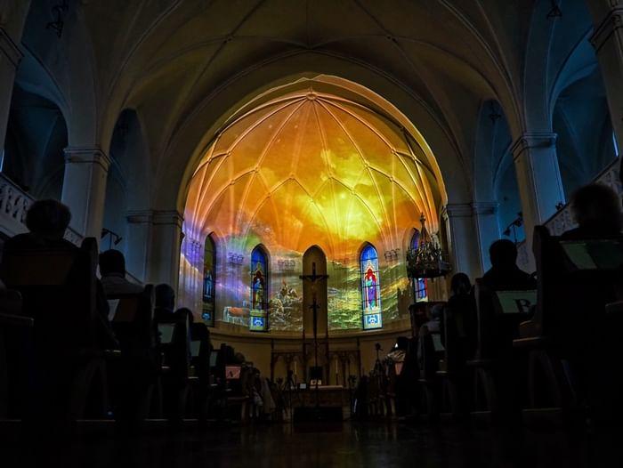 Концерт «Орган, волынки и кельтские арфы»