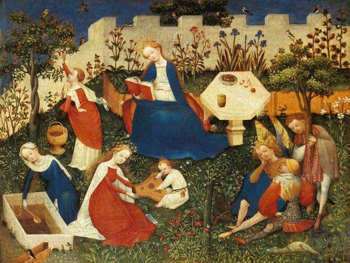 Лекция «Библейские и апокрифические сюжеты в средневековой миниатюре»