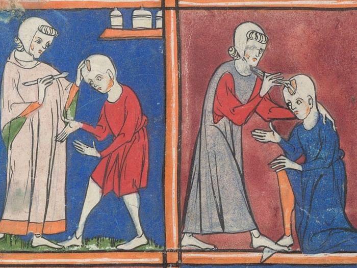 Лекция «Средневековая медицина в книжной миниатюре»
