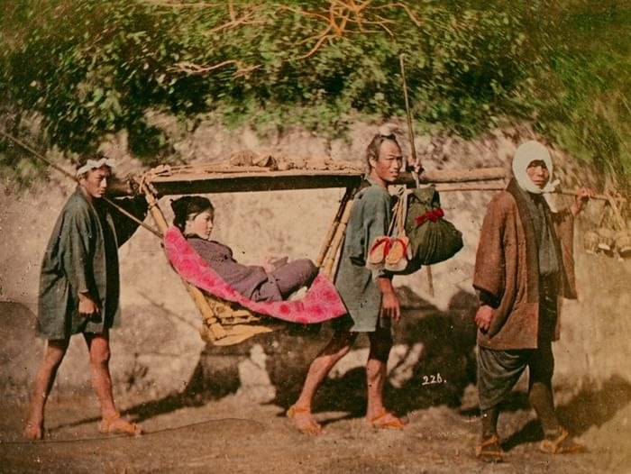 Лекция «Путешественники и топографы: документальная фотография XIX века»