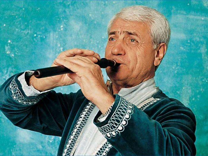 Концертная программа «Дживан Гаспарян: дудук и орган»