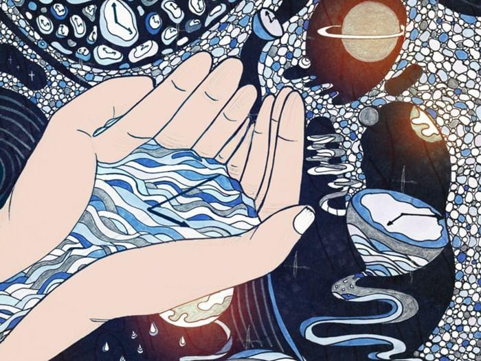 Выставка графических работ «Скрытый смысл»