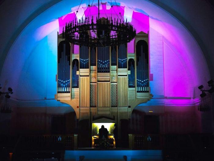Концерт «Северное сияние органа»