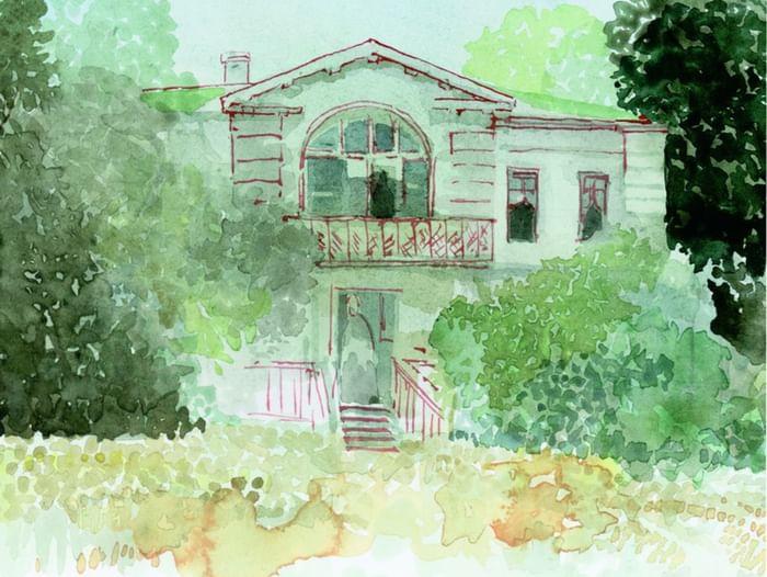 Выставка «Азбука» Л. Н. Толстого в иллюстрациях художников XX века»