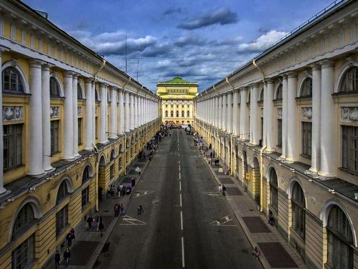 День открытых дверей в Академии Русского балета имени А. Я. Вагановой