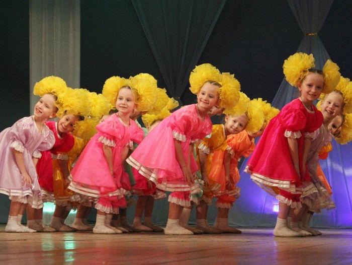 Отчетный концерт Детской хореографической школы