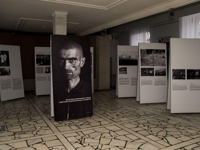 Выставка «Болезненное наследие. Советские военнопленные в Норвегии 1941–1945 гг.»