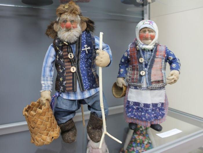 Выставка «Куколка тряпичная – игрушка отличная»