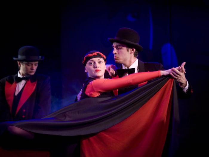 Ночь театров в ТРЦ Columbus