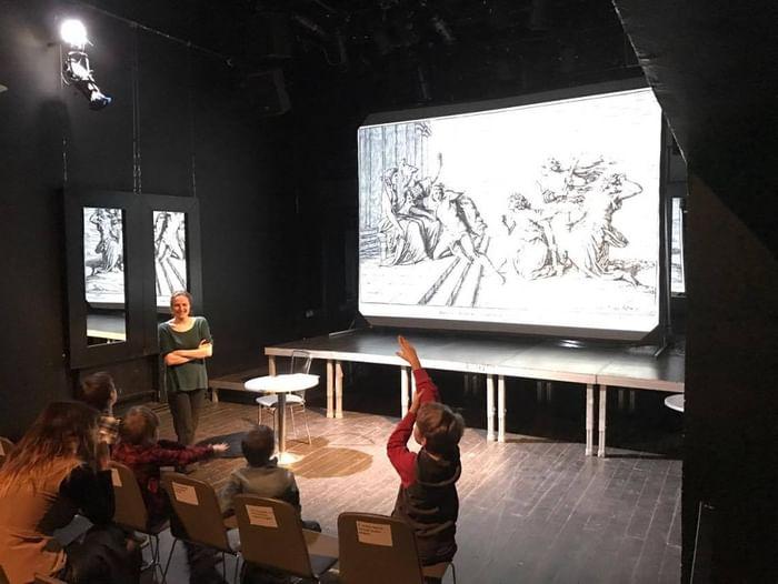 Проект «Путешествие по Древней Греции: Кто придумал искусство?»