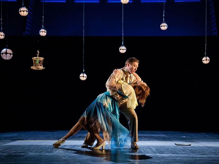 Спектакль «Четыре танго о любви»