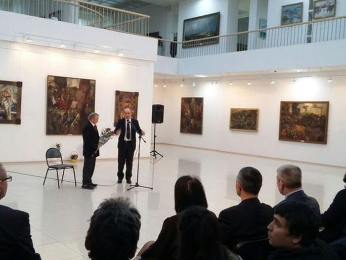 Выставка Владимира Агеева