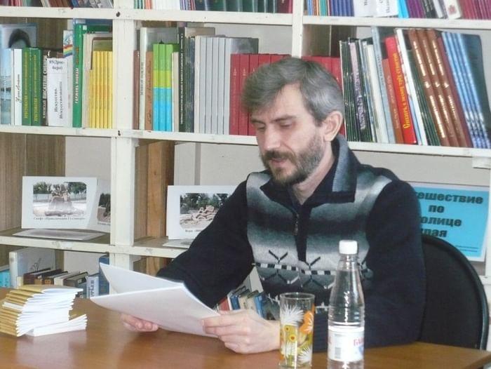 Встреча «Двойная сплошная Станислава Фенькова»