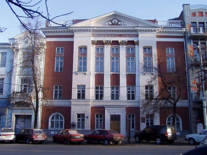 Концерт скрипичной музыки в Специальной городской библиотеке искусств им. А. С. Пушкина