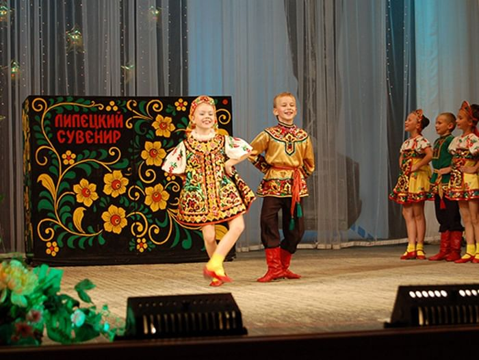 Гала-концерт лауреатов VII Межрегионального фестиваля «В гостях у «Родничка»