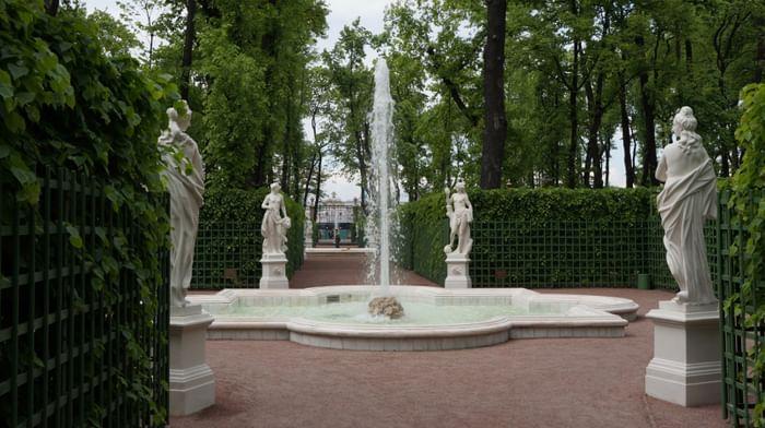 Государственный Русский музей, Летний сад