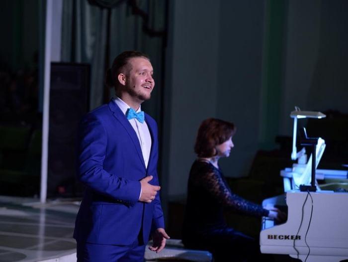 Концерт «Улыбайтесь, господа, улыбайтесь!»