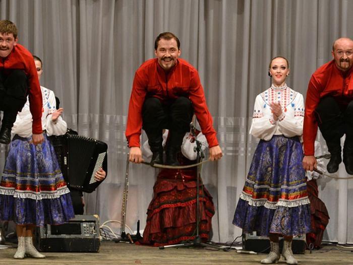 Концерт театра танца «Казаки России»