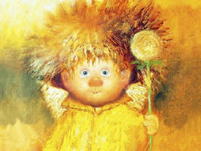 Выставка «Солнечный ангел Галины Чувиляевой»