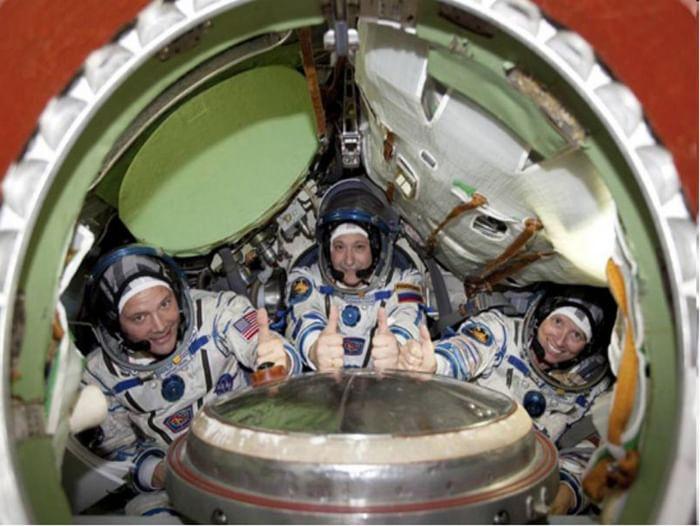 Игровая программа «Летим в космос»