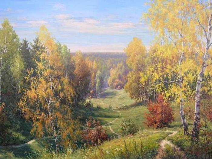 Открытие выставки «Природа в творчестве русских художников и писателей»