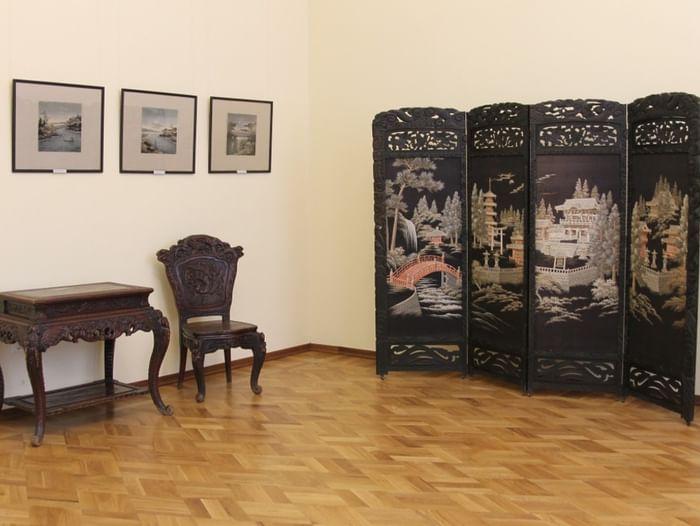 Выставка «Искусство Японии»