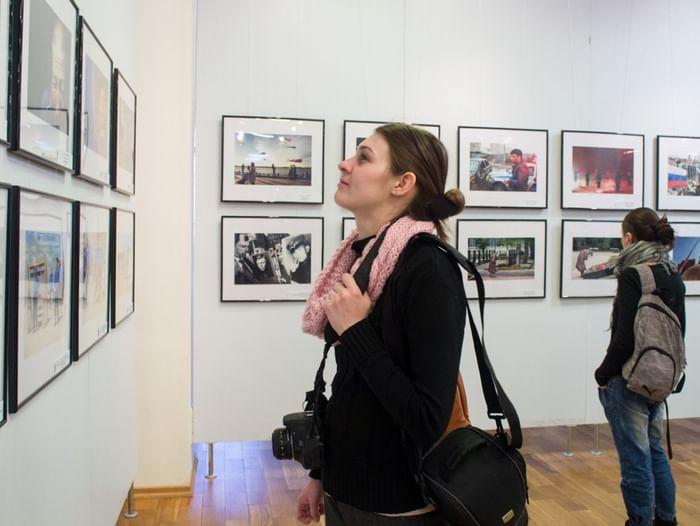 Открытие выставки «Самарский взгляд – 2016»