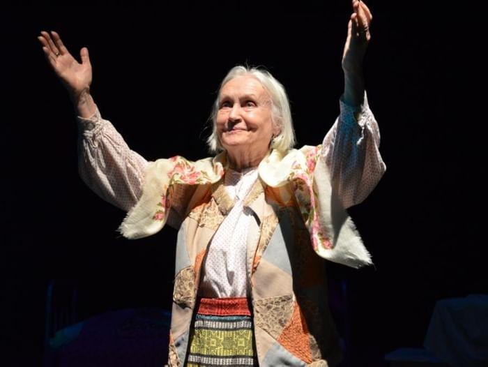 Спектакль «Маленькая бабушка»