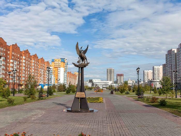 Единый краеведческий тест «Я в этом городе живу, я этот город знаю»