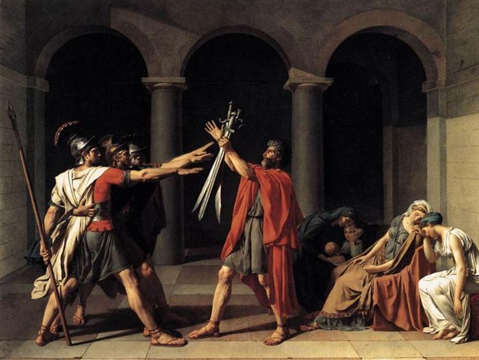 Лекция «...Я услышал голос народа и повиновался ему: художник как творец революции»