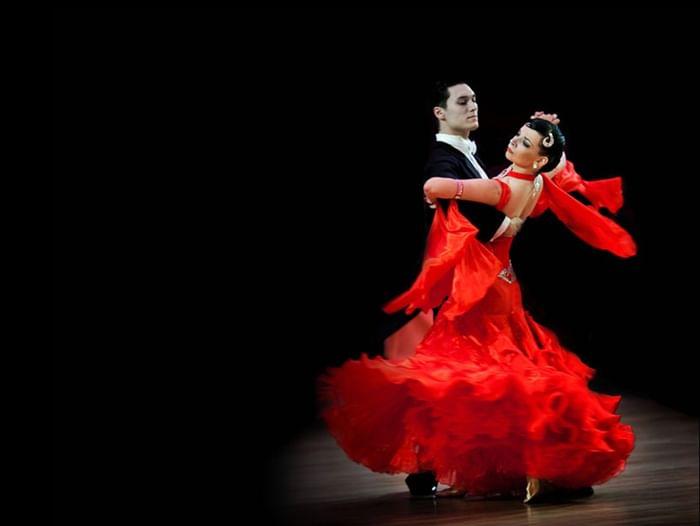 Мастер-классы по основам бального танца для взрослых