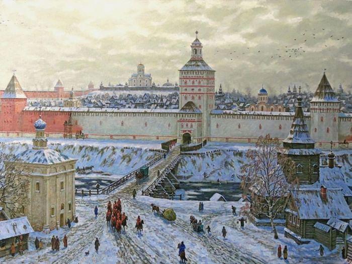 Персональная юбилейная выставка В. Д. Баранова «Край мой родной»