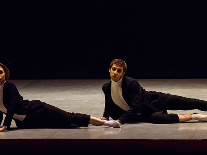Вечер одноактных балетов: «Превращение», «Унесенные»
