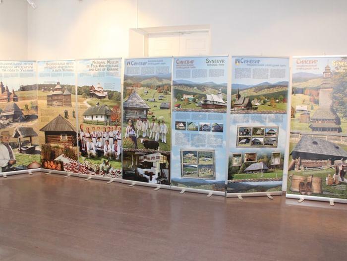 Выставка «Деревянная архитектура в культурном ландшафте: вызовы современности»