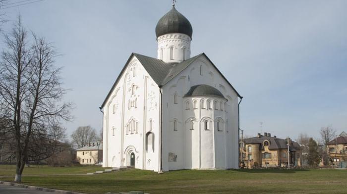 Памятник-музей церковь Спаса Преображения